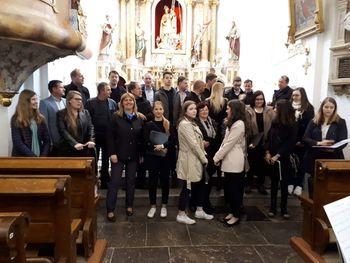 Revija odraslih cerkvenih pevskih zborov dekanije Žužemberk