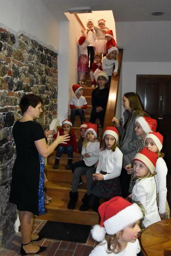 Božično novoletni koncert polepšal praznični čas