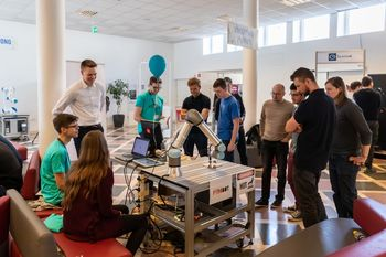 Dnevi industrijske robotike 2020