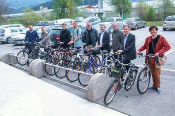Novi kažipoti ob kolesarski stezi po Mislinjski dolini: Štrekna je med rekreativnimi kolesarji zelo priljubljena
