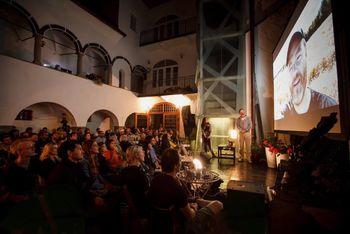 Mednarodni festival kratkih neodvisnih filmov:  Začetek festivala Shots v Slovenj Gradcu 3. 8. 2017