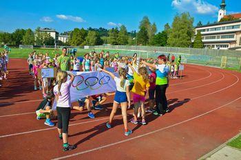 Mini olimpiada bo 2. junija