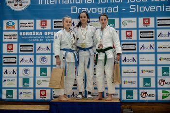 Odličen uspeh koroških judoistov na domačem terenu