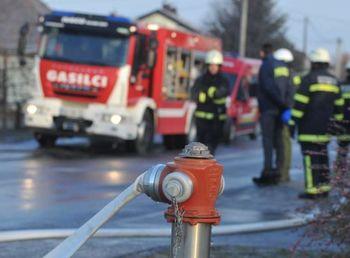 Hidranti so namenjeni zagotavljanju požarne varnosti