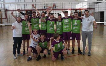 ST. dečki, DP 2018/19, – liga A, 2. krog