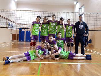 Odbojka: MALA - turnir za 5. mesto DP 2018/19