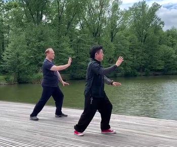 Wu Hao Tai Chi - predstavitvena vadba