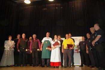 4. Srečanje vinogradniških pevskih zborov Dolenjske