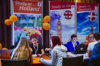 Več kot 50 univerz iz vsega sveta to nedeljo v Ljubljani