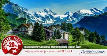 Teden izobraževanja v Švici