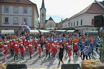 Mirovniški festival in Festival drugačnosti v Slovenj Gradcu