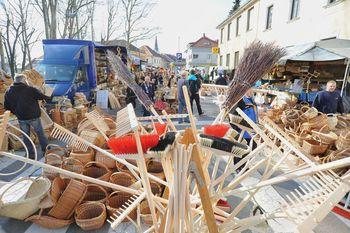 Tradicionalni Pankracijev sejem v Slovenj Gradcu