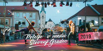 Oživljamo mestno jedro Slovenj Gradca - Poletje v mestu Slovenj Gradec