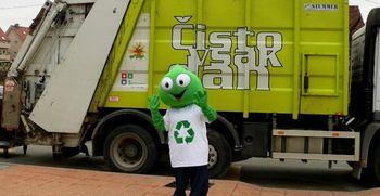 Zbiranje odpadkov 2019