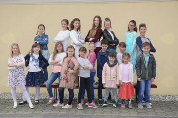 Otroški pevski zbor Lučke izdal svojo zgoščenko