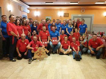 Člani PGD Jablane po dvajsetih letih obnovili Listino o pobratenju z DVD Nedelišće