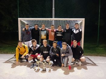 Nočni turnir v malem nogometu v Lovrencu
