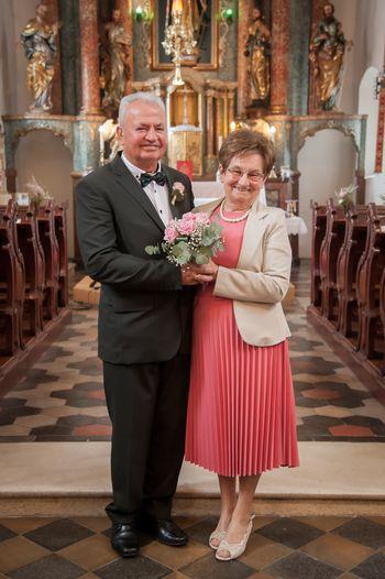 Zlata poroka zakoncev Soršak