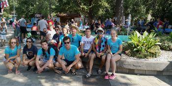 Namiznoteniški klub Cirkovce na obisku v Crikvenici