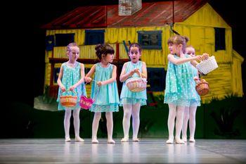 Vpis na vadbo klasičnega baleta