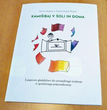 Izid knjige, priročnika Kamišibaj v šoli in doma