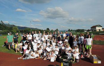 Zaključek Male šole atletike
