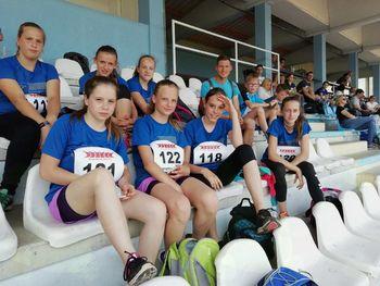 Prvenstvo Slovenije v MNOGOBOJU U14