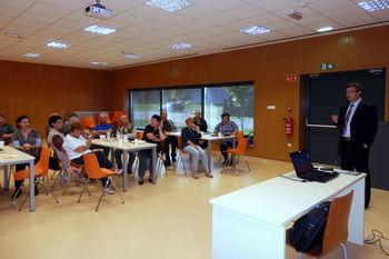 Srečanje članov ID ILCO za Koroško