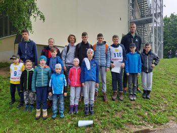 Mladina PGD Vnanje Gorice tekmovala na gasilski občinski orientaciji