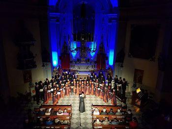 Sakralni abonma - Božični koncert Zbor Sv. Nikolaja Litija