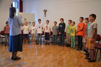 Avdicija za nove pevce Deškega zbora Schellenburg