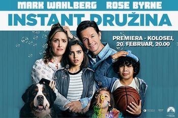 Premiera filma Instant družina!