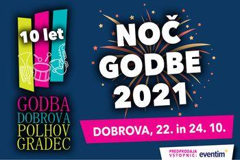 Noč Godbe 2021