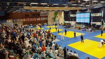 12. mednarodni turnir v judu ZAVAROVALNICA SAVA KOROŠKA OPEN 2017