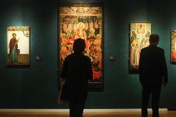 V Mestnem muzeju Ljubljana na ogled edinstvena razstava Ikone, Zakladi ruskih muzejev