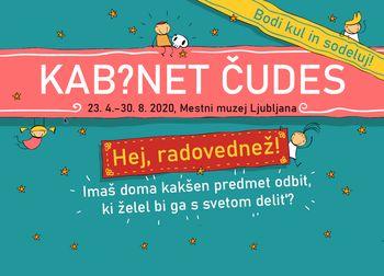 Družine, prinesite svojo čudo v Mestni muzej Ljubljana!