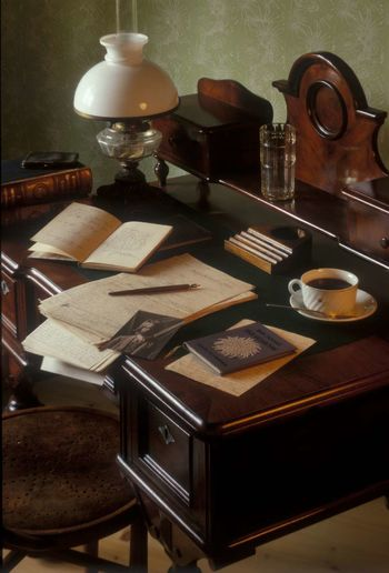 Spominska soba pisatelja Ivana Cankarja