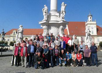Upokojenci z Vrhnike v Slavoniji
