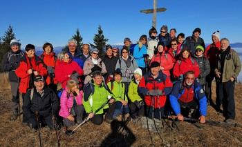Barjani na Čelkovem vrhu