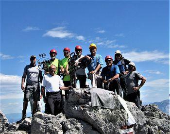 Lintverni na Kamnitem lovcu, 2071 m