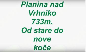 Od stare do nove koče