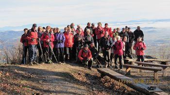Pohod Zimzelenov na Planino nad Vrhniko
