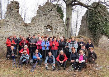 Zimzeleni raziskovali okolico Škocjanskih jam