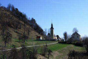 Svizci v Polhograjskem hribovju