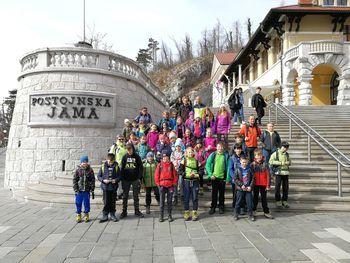 Planinski pohod v Postojnsko jamo
