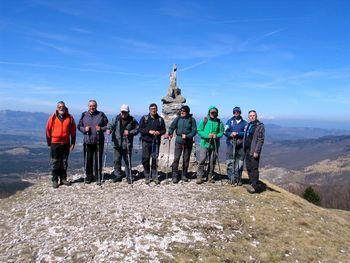Lintverni na Sv. Trojici, 1106 m