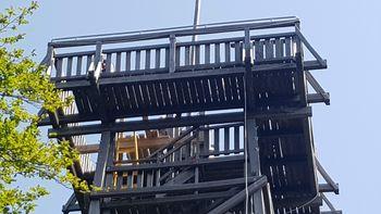 Obisk razglednega stolpa omogočen