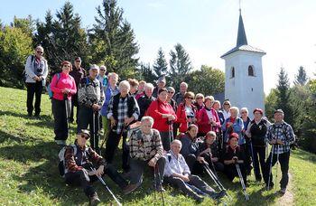 Pohod Zimzelenov na hrib Sv. Mohor