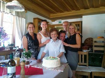 90. rojstni dan Marije Kovačič