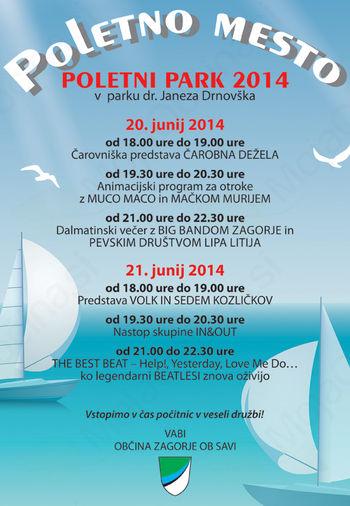 Poletni park 2014